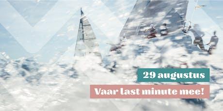 Museumschip De Castor voert je last minute mee naar spanning in Breskens tickets