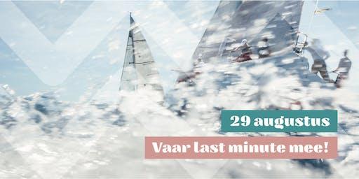 Museumschip De Castor voert je last minute mee naar spanning in Breskens