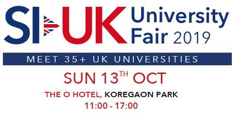 UK University Fair Pune 2019 tickets