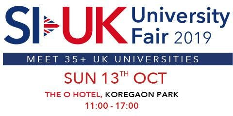 UK University Fair Pune 2019