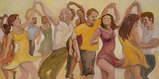 Contra Dance at St. Joseph Lincoln Senior Center