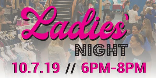 Sky Zone Fishers Ladies' Night October 2019