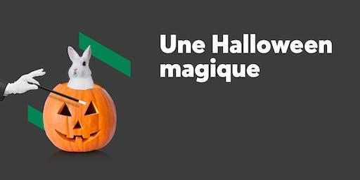 Une Halloween magique