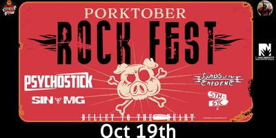 Porktober Rockfest at BHouse LIVE