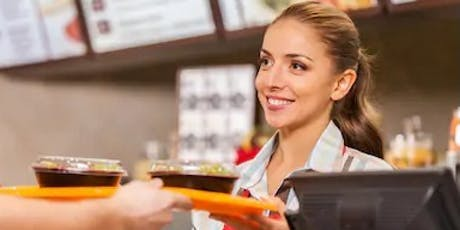 Jobs in Catering & Hospitality (Coaching Course - Work Experience - Interview) tickets