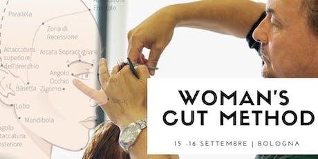 Woman's Cut Method biglietti