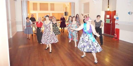 Vintage Dance Evening - supporting Vieness CIC tickets