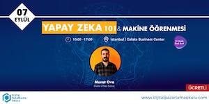 Yapay Zeka 101: Makine Öğrenmesi Eğitimi [ÜCRETLİ]