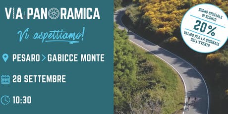 Enjoy Via Panoramica tickets