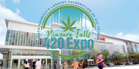Niagara Falls 420 Expo 2020 tickets