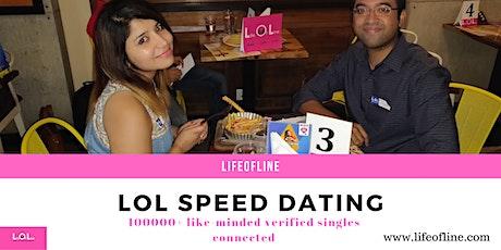 LOL Speed Dating PUN Jan 5 tickets