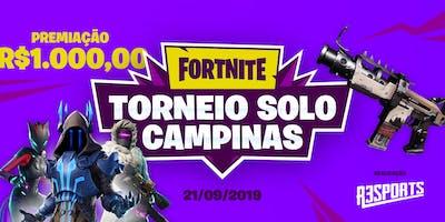 Fortnite Solo Campinas - Torneio Round 1