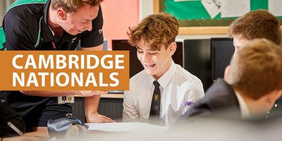 OCR Cambridge Nationals Creative iMedia Teacher Network - Birmingham