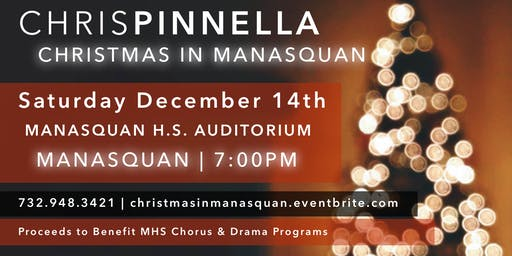 Christmas in Manasquan: Chris Pinnella