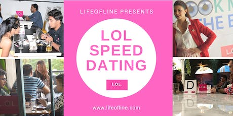 LOL Speed Dating DEL Sep 21 tickets