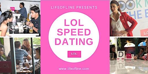 LOL Speed Dating DEL Dec 15