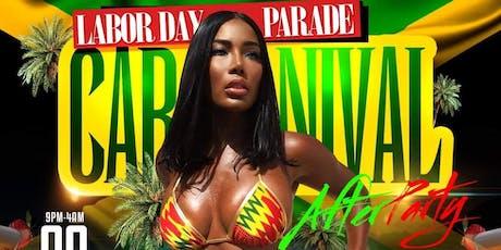 Carnival Labor day parade after party at hayaty rep ya flag @Chase.Simms Simmsmovement tickets
