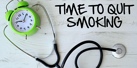 Tools to Quit: Free help to quit smoking tickets