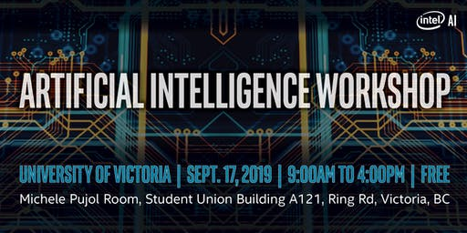 Artificial Intelligence Workshop with Intel at University of Victoria