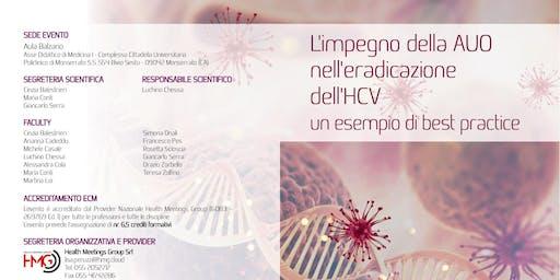 L'impegno della AUO nell'eradicazione dell'HCV: un esempio di best practice