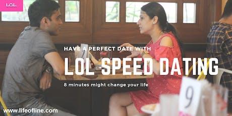 LOL Speed Dating KOCHI Nov 3 tickets