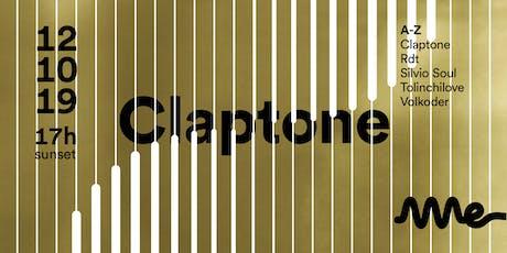 Ame Club apresenta Claptone ingressos
