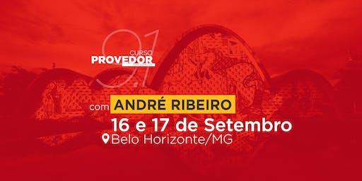 Curso Provedor 9.1 com André Ribeiro em Belo Horizonte - MG
