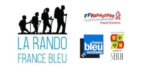 Randonnée France Bleu Occitanie billets