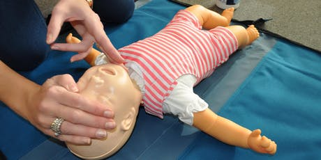 Resubscribe for Free taster sessions, Baby & Child First Aid, JOHN LEWIS ASHFORD tickets