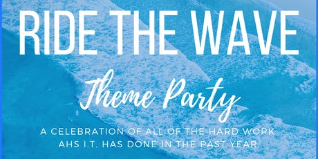 The Wave Party tickets