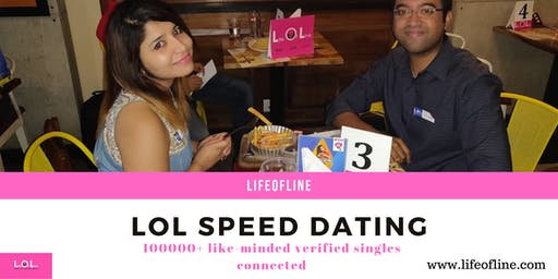 LOL Speed Dating AHMEDABAD Dec 1