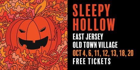 ReThink Theatrical Presents: Sleepy Hollow tickets