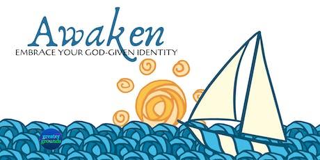Awaken: Embrace Your God-given Identity tickets