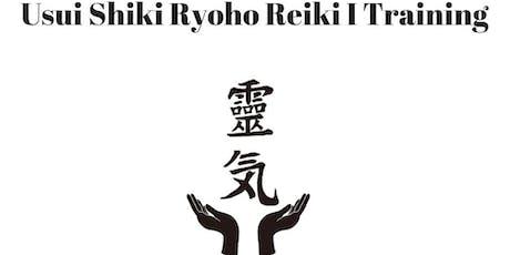 16-11-19 Usui Shiki Ryoho Reiki I Workshop tickets