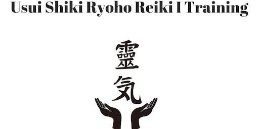 16-11-19 Usui Shiki Ryoho Reiki I Workshop