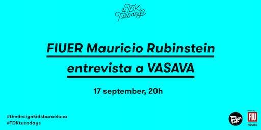 #TDKtuesdays Mauricio, Hey.Mau entrevista Bruno Sellés, Vasava