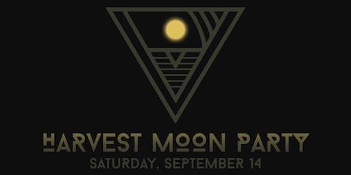 Seven Story Harvest Moon Party & Cornhole Tournament