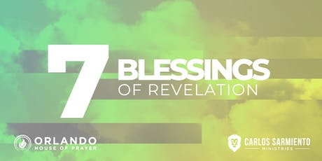 7 Blessings of Revelation  tickets