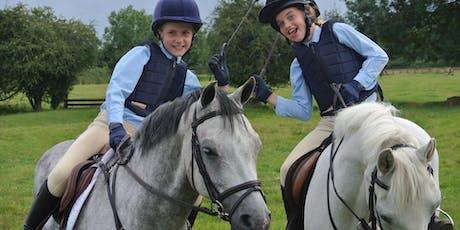 Atlantic Pony Club Examiner Clinic (EIT to C1) tickets