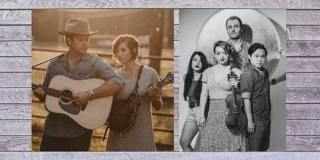 His & Hers/Twisted Pine tickets