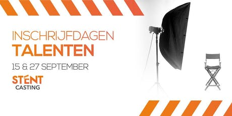 STENT Casting Talentendagen tickets