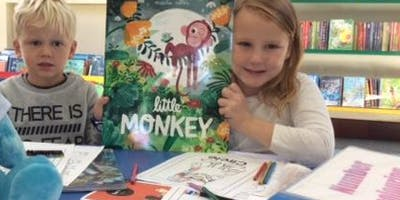 Stroud Library-Story time