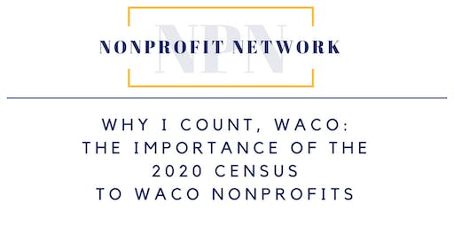 Sept. 19th Nonprofit Network - 2020 Census