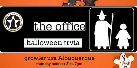 The Office Trivia (Halloween Episodes) at Growler USA Albuquerque tickets