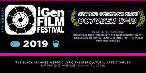 4th Annual iGen Film Festival