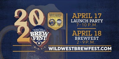 Wild West Brewfest 2020 Launch Party!