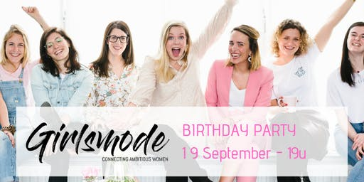 GIRLSMODE Birthday Party