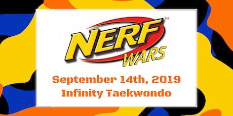 Infinity Nerf Wars tickets