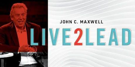 Live2Lead - Sandersville, GA tickets