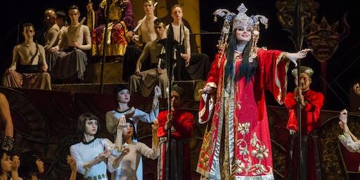 Curso Presencial: Grandes Óperas de Puccini